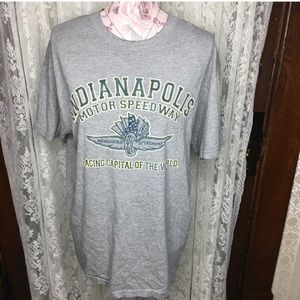 Other - Men's Indianapolis Motor Speedway Tee Shirt Large